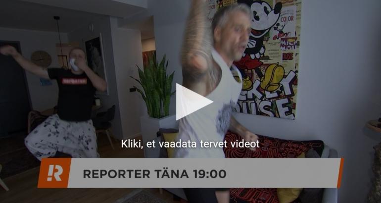 Täna Reporteris: Raputage ja tantsige end hirmudest lahti!